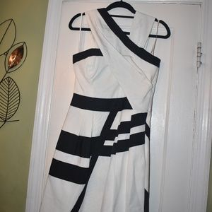 Reiss wrap dress